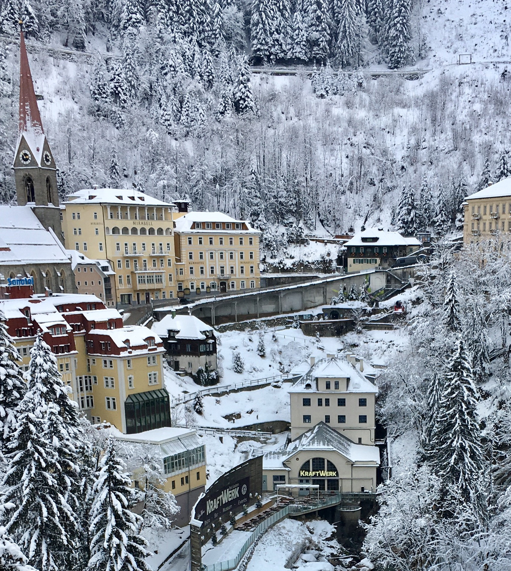 The Revival of Sleeping Beauty: Bad Gastein, Austria