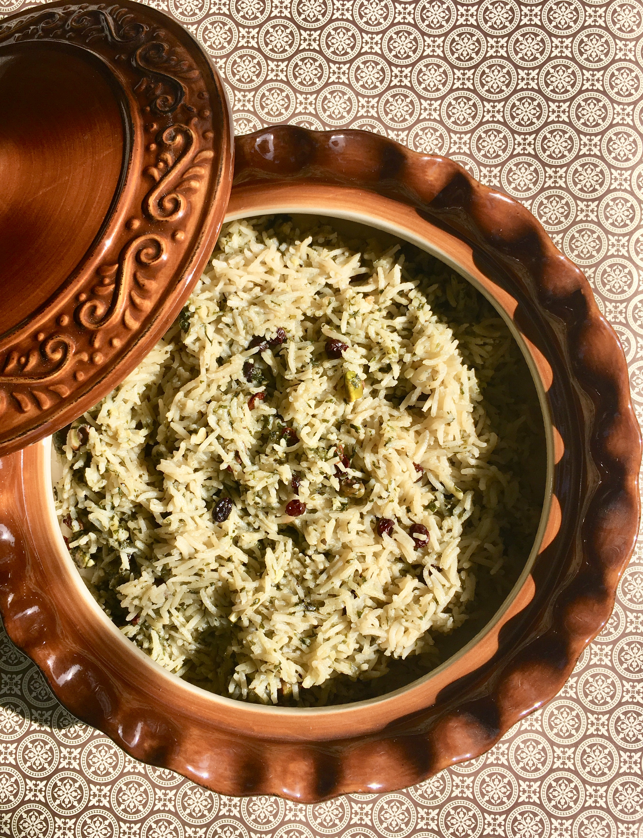 Persian Rice (Karl Müller & Co)
