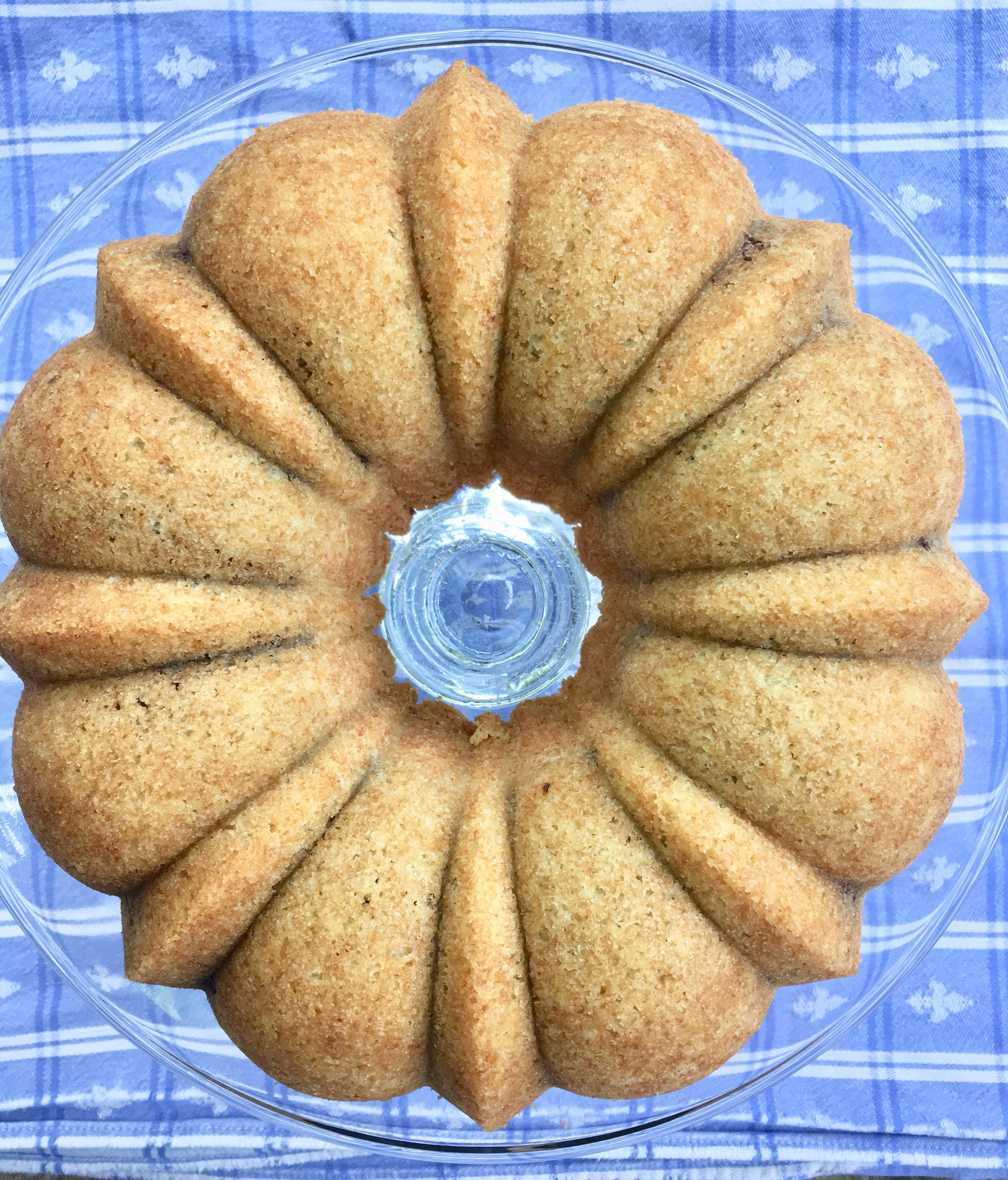 Marmorkuchen – Marble Cake